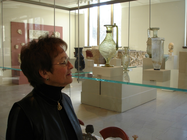 Roman glass at the Met